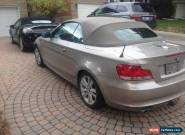BMW: 1-Series Convertible for Sale