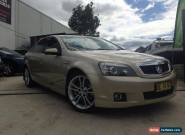 2007 Holden Caprice WM Gold Automatic 6sp A Sedan for Sale