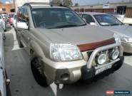 2004 Nissan X-Trail ST Manual T30 for Sale