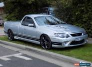 FORD 06 BF XR8 UTE  for Sale