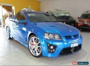 2008 Holden Maloo E SERIES MY09 R8 SPECIAL VEHICLES Voodoo Automatic A Utility for Sale