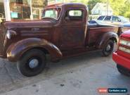 1937 Chevrolet C-10 for Sale