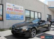 2010 BMW M6 for Sale