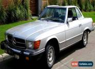 1985 Mercedes-Benz SL-Class 380 SL for Sale