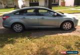 Classic Ford: Focus for Sale