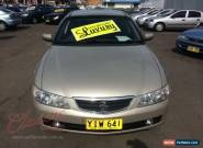 2004 Holden Commodore VY Berlina Gold Automatic 5sp A Sedan for Sale