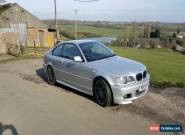 2004 BMW 320 CD SPORT SILVER for Sale