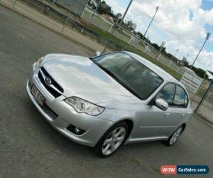 Classic 2007 Subaru Liberty MY07 2.0R (Sat) Silver Automatic 4sp A Sedan for Sale