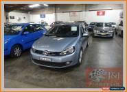 2008 Volkswagen Golf 1K MY08 Upgrade 1.9 TDI Comfortline Blue Automatic 6sp A for Sale