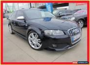 2007 Audi S3 8P Blue Manual 6sp M Hatchback for Sale