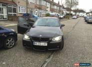 2006 BMW 330D M SPORT AUTO BLACK for Sale