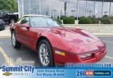 Classic 1989 Chevrolet Corvette for Sale