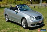Classic Mercedes CLK55 AMG for Sale