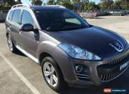 Peugeot 4007 Diesel 7-seater SUV for Sale