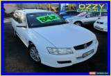Classic 2007 Holden Commodore VZ MY06 Upgrade Acclaim White Automatic 4sp A Wagon for Sale