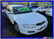 2007 Holden Commodore VZ MY06 Upgrade Acclaim White Automatic 4sp A Wagon for Sale