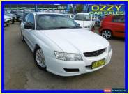 2004 Holden Commodore VZ Executive White Automatic 4sp A Sedan for Sale