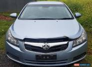 2009 HOLDEN CRUZE JG CD 1.8L M LIGHT DAMAGE REPAIRABLE DRIVES AIRBAGS  for Sale