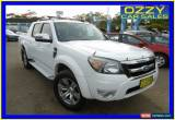 Classic 2011 Ford Ranger PK Wildtrak (4x4) White Automatic 5sp A Dual Cab Pick-up for Sale