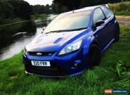 Ford Focus RS mk2 lux 1 performance blue low mileage  for Sale