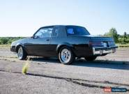 Buick: Regal T-Type for Sale