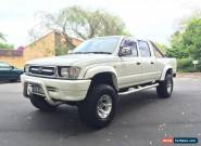 1999 Toyota Hilux SR5 Manual 4x4 for Sale