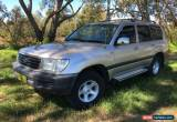 Classic 1999 Toyota Landcruiser FZJ105R GXL (4x4) Beige Automatic 4sp A Wagon for Sale