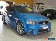 2012 Holden Commodore VE II MY12 SS-V Blue Automatic 6sp A SPORTS WAGON for Sale