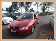 2005 Holden Commodore VZ Executive Red Automatic 4sp A Wagon for Sale
