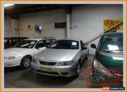 2004 Ford Falcon BA XL SE Silver Automatic 4sp A Utility for Sale