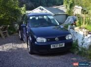 VW Golf V5 2.3l Petrol Manual for Sale