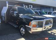 2004 Ford F350 RN XL (4x4) Black Automatic 4sp A Extracab for Sale