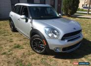 Mini: Countryman S for Sale