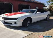 2012 Chevrolet Camaro 2SS WITH RS PACKAGE for Sale