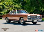 1977 Cadillac Eldorado for Sale