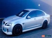 2008 7.2lt SUPERCHARGED HOLDEN COMMODORE SS VE  for Sale