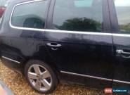 2006 VOLKSWAGEN PASSAT SPORT TDI BLACK SPARE OR REPAIR for Sale