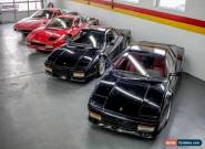 Ferrari : Testarossa Project Cars Bundle for Sale