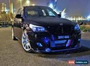 BMW RARE 2008 E60 540i FACTORY M-SPORT M5 EQUIPPED FULL OPTIONS~250kW VAL $65750 for Sale
