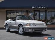 1991 Ford Mustang 2dr Convertible GT for Sale