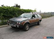 AMC: Eagle for Sale