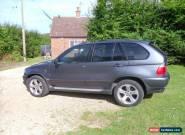 2001 BMW X5 SPORT - 3.0 PETROL - MANUAL for Sale
