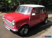 Mini: Classic Mini for Sale