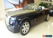 Rolls-Royce: Phantom Drophead Coupe for Sale