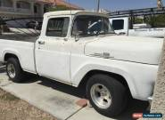 1959 Ford F-100 for Sale