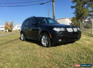 BMW: X3 3.0SI for Sale
