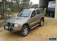 Jeep Grand Cherokee Ltd 2007 5.7 ltr   NO RESERVE. RWC &Reg for Sale