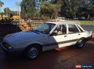 HOLDEN COMMODORE VL SL BT1 FACTORY TURBO EX NSW POLICE for Sale