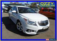 2012 Holden Cruze JH MY12 SRi White Manual 6sp M Hatchback for Sale