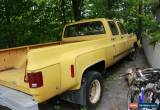 Classic GMC: 1974 CUSTOM 35 HUNDRED Special Edition Camper for Sale